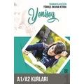 Yabancılar için Türkçe Okuma Kitabı-Yenisey-A1 A2 Kurları