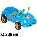 Güçlü Pedallı Porshe Araba 4 Tekerli Çocuk Bisikleti 84 x 48 cm