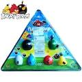 Angry Birds 6'Lı Kızgın Kuşlar ve Sapan Vinil Malzeme 7 Parça
