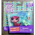Littlest Pet Shop Su Samuru Miniş ve Yavrusu