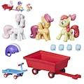 My Little Pony Sevimli İşaret Koruyucuları Seti %100 Orjinal