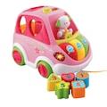 Vtech Eğitici Bultak Araba Pembe Bebek Oyuncakları