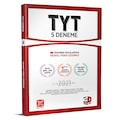 3D Yayınları TYT 5'li Deneme Tamamı Video Çözümlü 2021