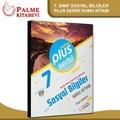 PALME PLUS 7. SINIF SOSYAL BİLGİLER KONU KİTABI 2021