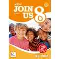 PHASELIS EDUCATION NEW JOIN US 8 TEST BOOK