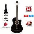 Toledo LC-3900C BK Cutaway Klasik Gitar Hediyeli !!!