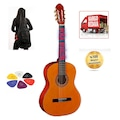 Toledo LC-3900OR Klasik Gitar 4/4(Koyu Naturel)