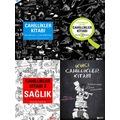 Cahillikler Kitabı 4 Kitap Set - John Mitchinson - John Lloyd