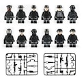12 ADET LEGO UYUMLU SWAT SETİ GÖRSEL İLE AYNI AKSESUARLAR