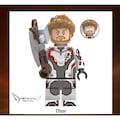 Lego Uyumlu Avengers endgame 8li mini figür set (Thor iron man