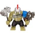 Lego uyumlu Super Heroes Dev Mini figür Hulk - Gian İki Silah