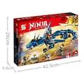 1129 Lego Uyumlu Seti Ninjago Lego Dragon Serisi 537 Parça