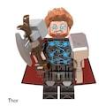Thor Avengers Marvel Süper Kahraman Lego Figür Ücretsiz Kargo