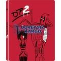 Deadpool 2 Blu-Ray Steelbook Exteded+Sinema Versiyonu 2 Diskli