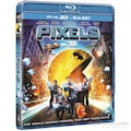 Pixels 3D+2D Blu Ray Film