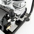 Sparmax AC-500 Sessiz Airbrush Kompresör Seti