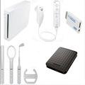 ⭐Nintendo Wii+HDMİ ÖZELLİKLİ+250 GB  HAFIZA+100 OYUN+SPORT PAKET⭐