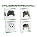 Xbox One S  Kablosuz Kumanda Beyaz(Pc Uyumlu Bluetooth)