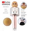 Karaoke Mikrofon Doğum Günü Bluetooth Yüksek Ses AUX SDKart USB