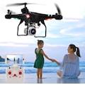 HD Kameralı Quadcopter Uzaktan Kumandalı Drone
