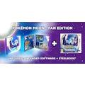 3DS Pokemon Moon Fan Edition PAL SIFIR ORİJİNAL HİÇ AÇILMAMIŞ