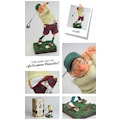 Forchino ''THE GOLFER'' Golfçü Figürü Biblo Golf Oyuncu