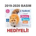 Tudem 1. Sınıf Okuma Yazma Seti Dik Temel Harf 2020 Yeni ürün