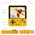 Gameboy Oyun Konsolu Nostalji Mini El Atarisi Konsol 333 Oyunlu