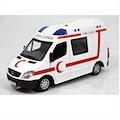 132-isikli-sesli-metal-ambulans-cek-birak-ozellikli__0510790768378886 - Vardem 1:32 Işıklı Sesli Metal Ambulans Çek-Bırak Özellikli - n11pro.com