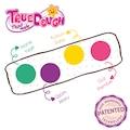 TrueDough | Doğal ve Organik Oyun Hamuru | Favori Renkler Seti