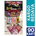 BRAWL STARS 3. SERİ OYUN KARTLARI - 30x3=90 KART -AYNI GÜN KARGO