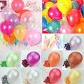 Adet Renk Seçmeli Metalik Parlak Parti Balon Sedefli Helyum Uçan