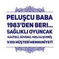 35CM KOKOŞ KIRMIZI ŞAPKALI SÜSLÜ PELUŞ AYI OYUNCAK! PELUŞCU BABA!