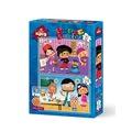 Art Çocuk Puzzle Pepee Mesleğini Seçiyor 12+24 Parça Puzzle