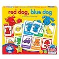 Kırmızı Köpek Mavi Köpek Çocuk Tombala Oyunu (2-5 Yaş)