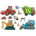 Orchard Toys Büyük Tekerlekler (Big Wheels) Puzzle 201