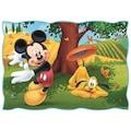 Trefl Puzzle Mickey Mouse & Friends 4'lü 35+48+54+70 Parça Yapboz
