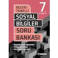 7.Sınıf Sosyal Bilgiler Beceri Temelli Soru Bankası Tudem Yayını