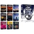 Beyza Alkoç Seti 10 Kitap  Ciltsiz Kar Küresi - Karantina