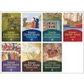 İHSAN OKTAY ANAR 7 KİTAP SET AMAT-SUSKUNLAR-PUSLU KITALAR ATLASI