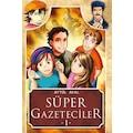 Süper Gazeteciler Serisi Seti 4 kitap Aytül Akal Tudem Yayınları