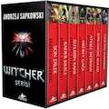 The Witcher Serisi Özel Kutulu Set (7 Kitap)