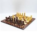 Evbuya Şimşir Ağacından Turnuva Satranç Takımı