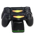 Dobe PS4 Şarj İstasyonu Çift Kol Slim/Pro Şarj Göstergeli