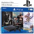 Playstation 4 PS4 Slim 1TB- Türkçe Menü-SIFIR ÜRÜN
