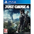 PS4 Just Cause 4 - SIFIR JELATİNLİ 2. BÖLGE PAL