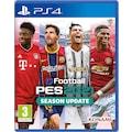 PS4 PES 2021 TÜRKÇE SEASON UPDATE SIFIR ŞERİTLİ - PS4 PES 21