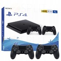 PS4 SLIM 1 TB+ 2 AD SIFIR Sony KOL + 2 YIL GARANTİLİ
