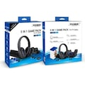 Ps4 SLİM PRO Kablolu Kulaklık 5 in 1 (Wired Gaming Headset)