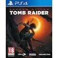 Shadow of the Tomb Raider Güvenlik Şeritli Ps4 Oyunu